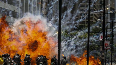 Crece la tensión en la jornada electoral de Venezuela que se ha cobrado varios muertos