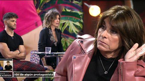 La madre de Andrea cabrea a Barneda en 'Tentaciones': ¡Coges y te vas!