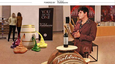 Palomo Spain, padrino del V certamen 'Valduero con las Bellas Artes'