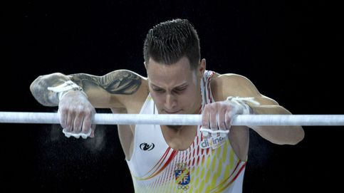 Si quieres, puedes: el espectacular entrenamiento del gimnasta Néstor Abad