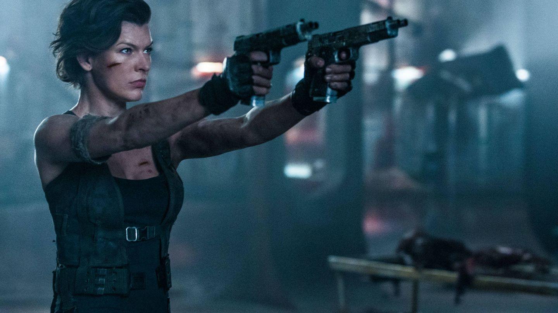 Milla Jovovich, en 'Resident Evil: capítulo final'.