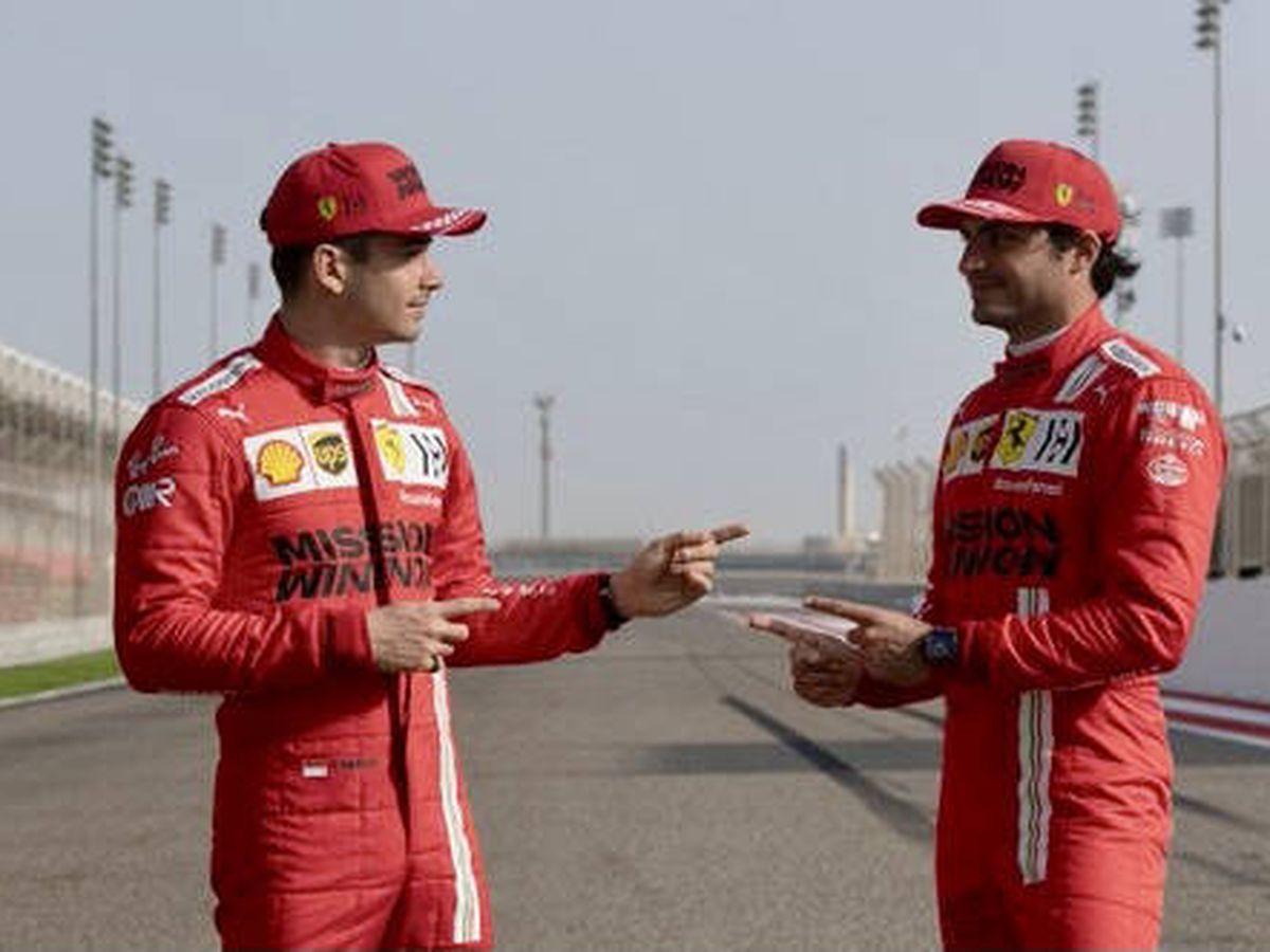 Foto: Ferrari podría lograr en Ferrari un gran resultado en Hungaroring extrapolando otros antecedentes de la actual temporada