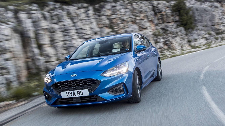 Al volante del nuevo Ford Focus, la  referencia del segmento compacto