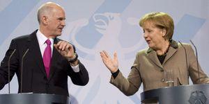 El plan diseñado por Alemania para salvar a Grecia… y también a Europa