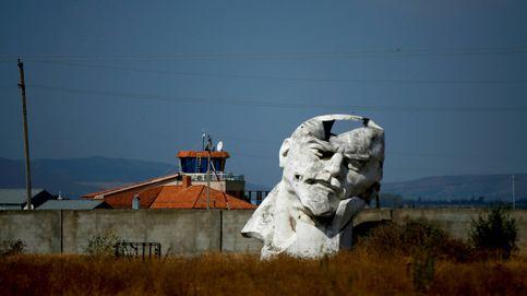 Un siglo de estatuas de Lenin