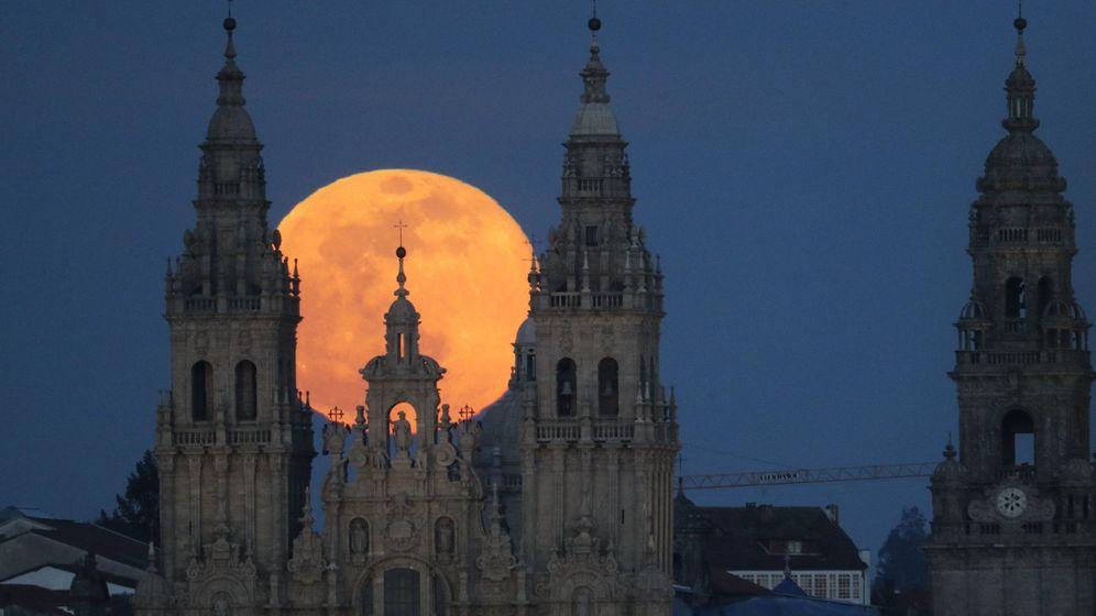 Foto: Catedral de Santiago de Compostela. (EFE)