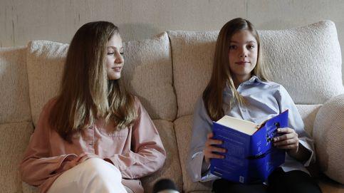 La infanta Sofía y su debut: 30 segundos, timidez y nervios