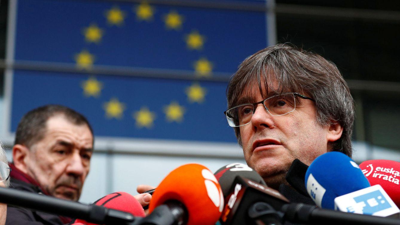 ERC negocia a cara de perro participar en el gran mitin de Puigdemont en Perpiñán