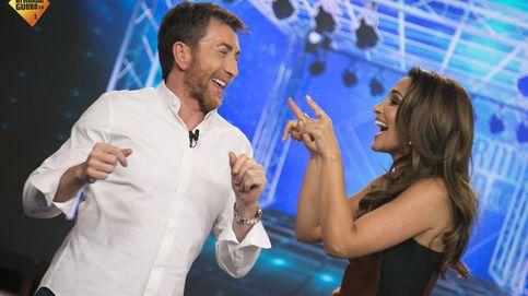 Paula Echevarría no genera gran interés en 'El hormiguero' con su reaparición en TV