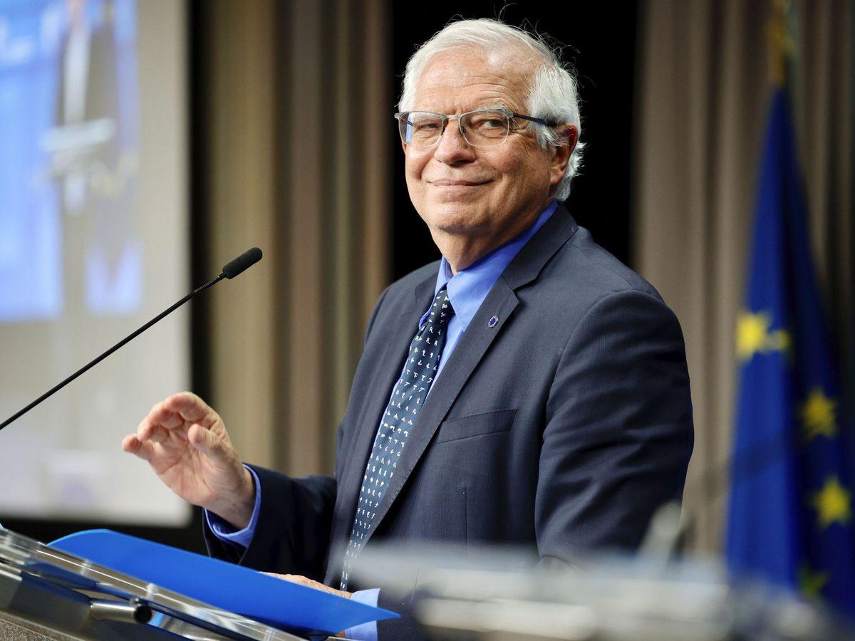 Foto: El líder de la política exterior europea, Josep Borrell. (EFE)