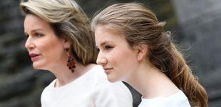 Post de Elisabeth de Bélgica se queda sin su paga anual de un 'milloncito' de euros