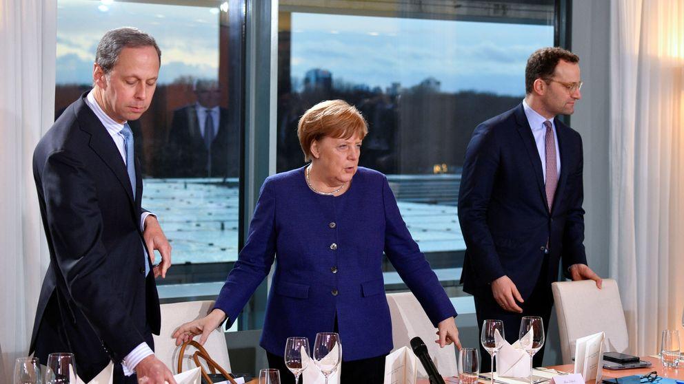 París y Berlín endurecen medidas contra el Covid-19 y UK pide evitar el contacto