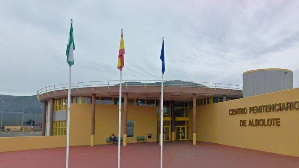 Foto: Centro penitenciario de Albolote (Granada) donde permanece ingresado el 'violador múltiple' de Málaga. (Google Maps)