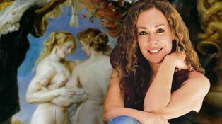 Diosas con celulitis, Raquel Martos prefiere la gracia imperfecta y natural de Rubens