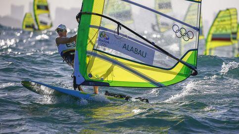 Marina Alabau no pudo ni revalidar título ni subir al podio