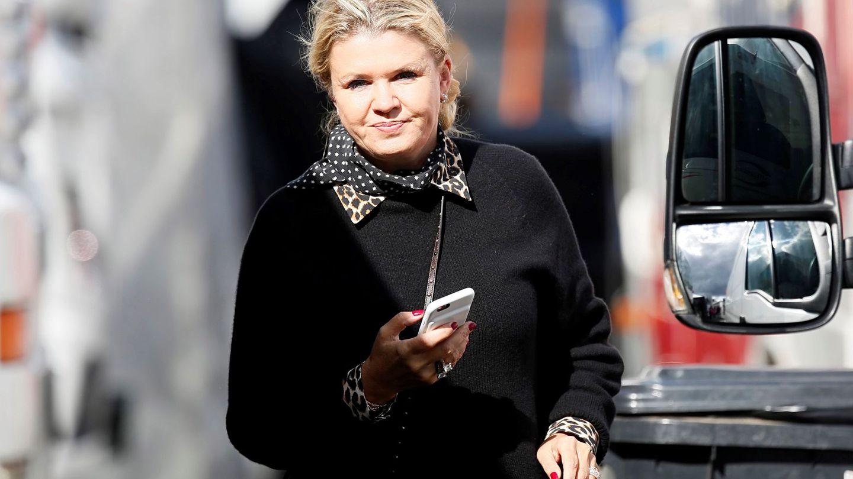 Corinna Schumacher en una imagen de archivo. (EFE)