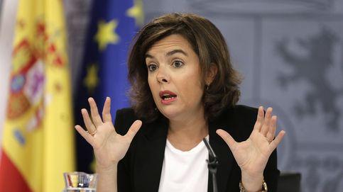 Sáenz de Santamaría: La única salida razonable es que el PSOE deje gobernar