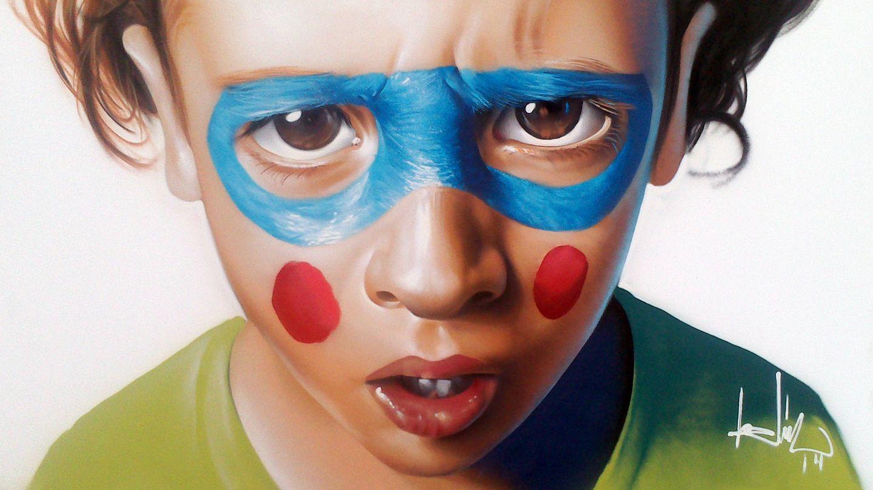 Esto es 'Infancia' by Belin. (Foto: Cortesía)