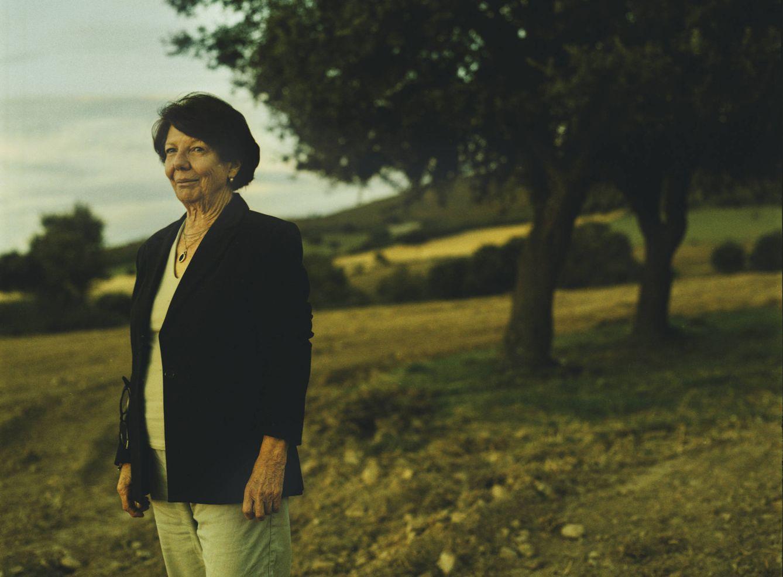 Foto: Ana de Rojas, hija del V conde de Montarco en Guadapero, Salamanca (Dansanphoto.com)