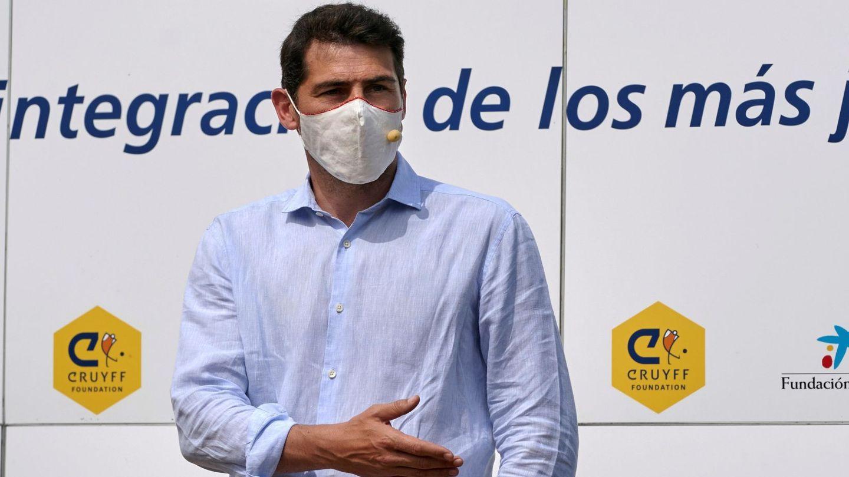 Iker Casillas, en una imagen reciente. (EFE)