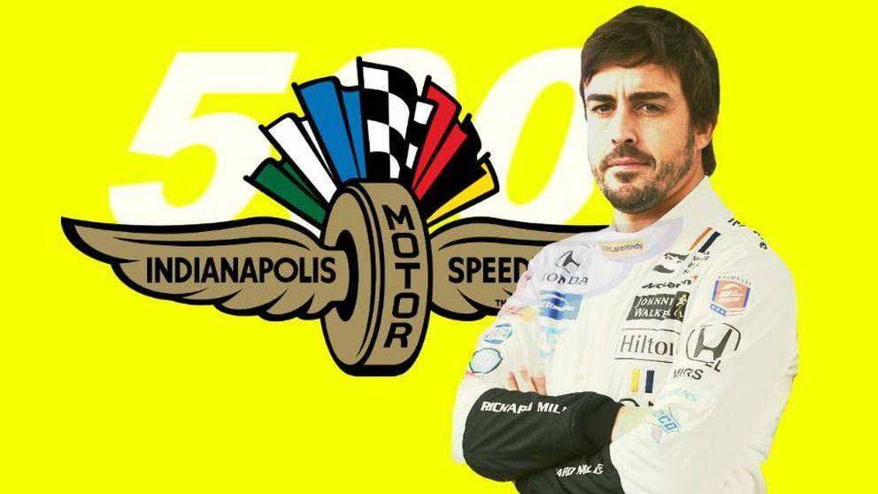 Alonso no correrá con McLaren en la IndyCar en 2019... pero hay otros planes