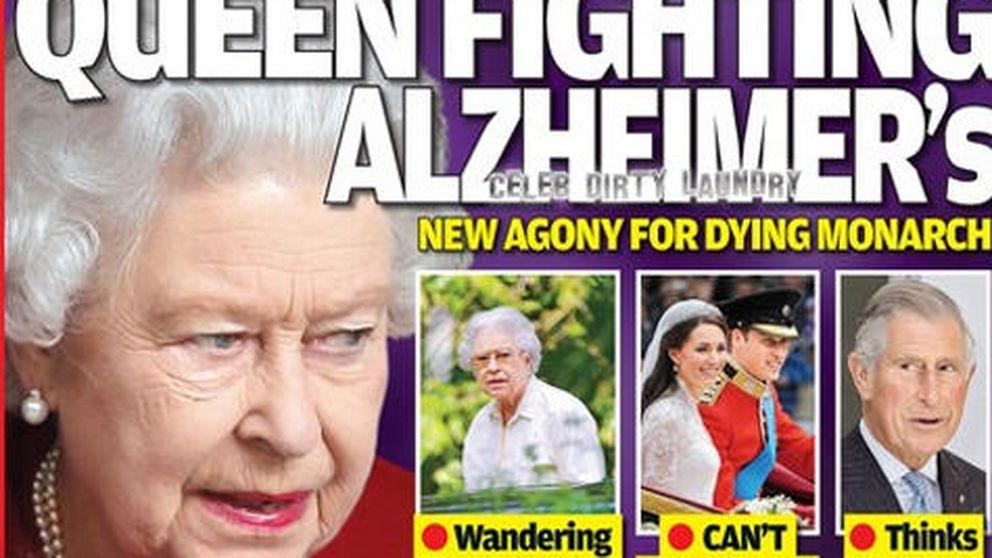 Las 8 portadas más sensacionalistas de 'Globe': de la hija secreta de Lady Di al supuesto alzhéimer de Isabel II
