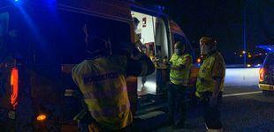 Post de Muere un joven de 19 años tras el impacto de un coche con un camión de mantenimiento