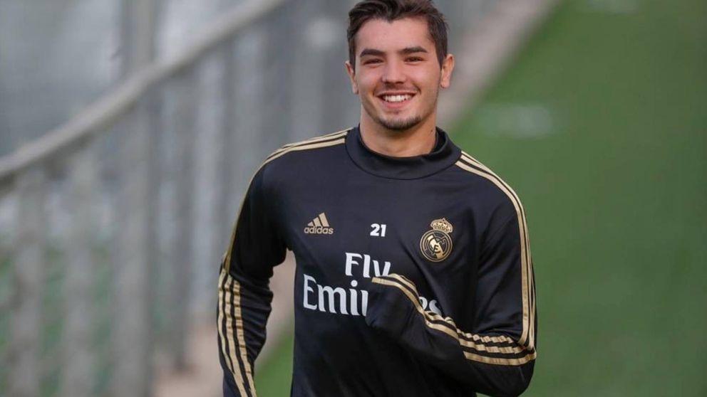 Por qué Brahim Díaz no ve el peligro de quedarse en el Real Madrid