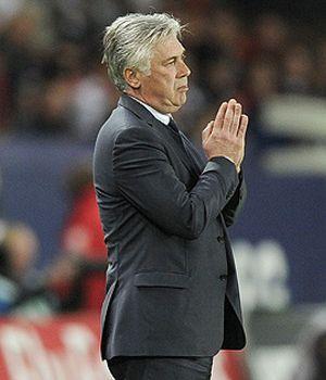 Al-Khelaifi se rinde y abrirá hoy la puerta al adiós de Carlo Ancelotti