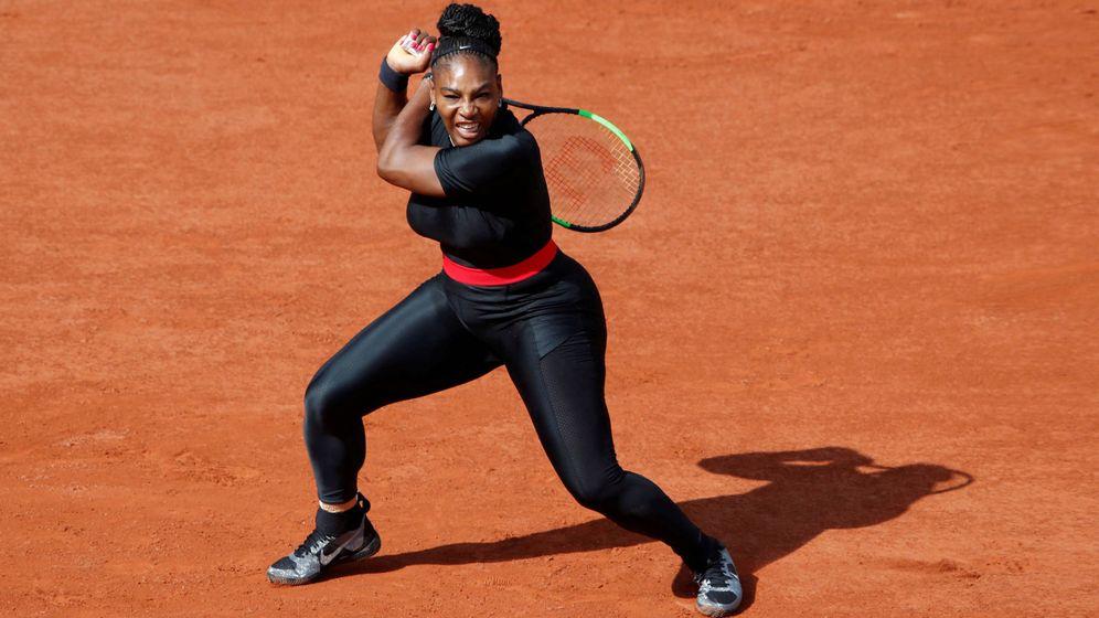 Foto: Serena Williams durante el polémico partido de tenis hace unos días. (Reuters)