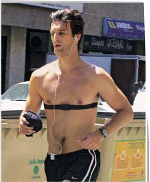 José María Aznar corre la maratón de Nueva York