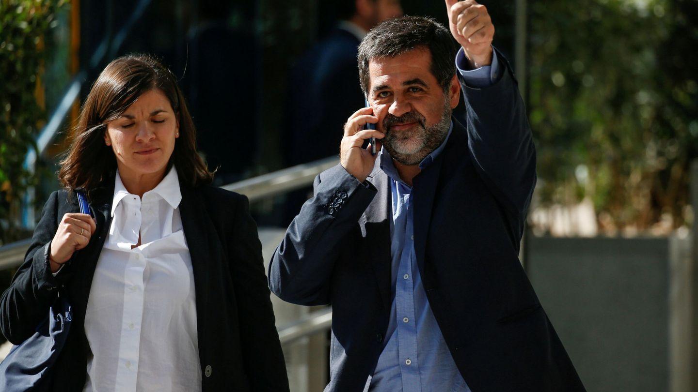 Jordi Sànchez, en una imagen de octubre de 2017. (Reuters)