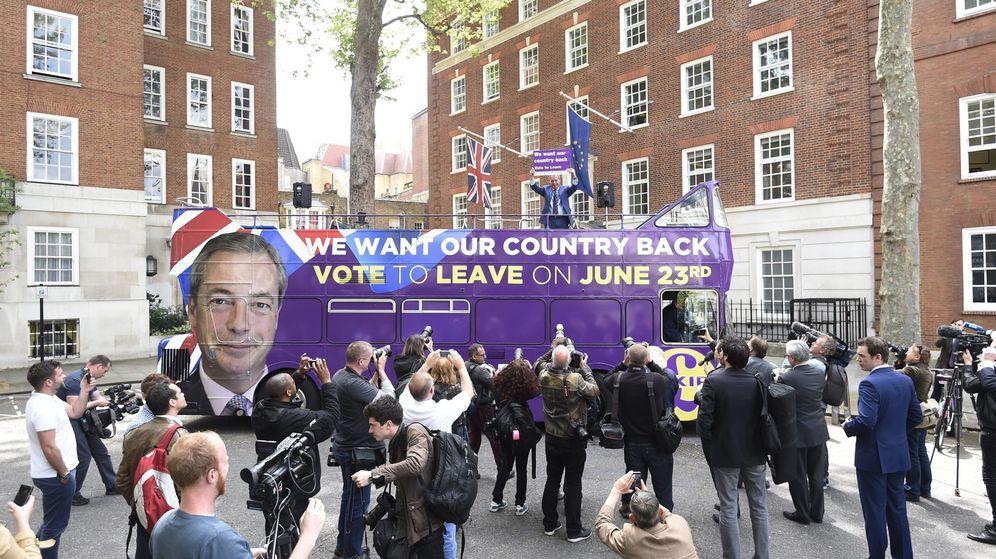 El Tesoro británico plantea un escenario catastrófico en sus mercados si hay 'Brexit'