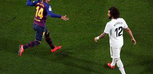 Post de Las dos acciones de los señalados Bale y Marcelo que pudieron cambiar el partido