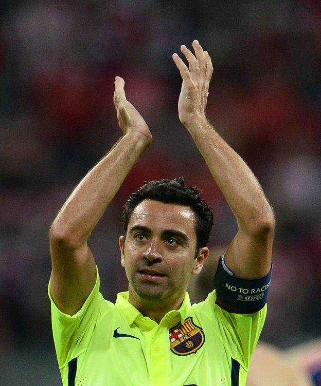 Foto: Xavi Hernández dirá adiós al Camp Nou