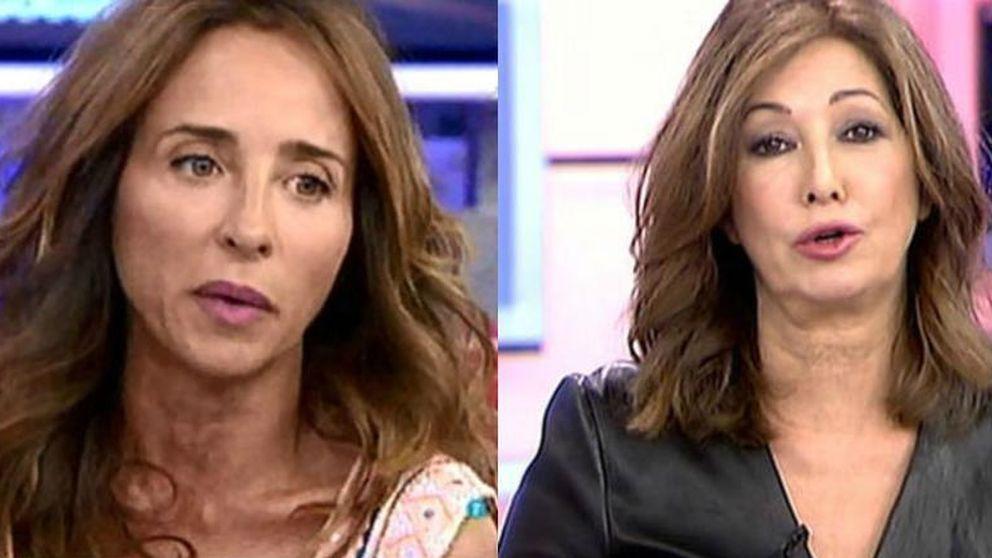 María Patiño regresa a 'El programa de Ana Rosa' tras su 'enfado' con 'la jefa'
