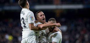 Post de Los riesgos de Solari consiguen recuperar para el Real Madrid a Marcos Llorente