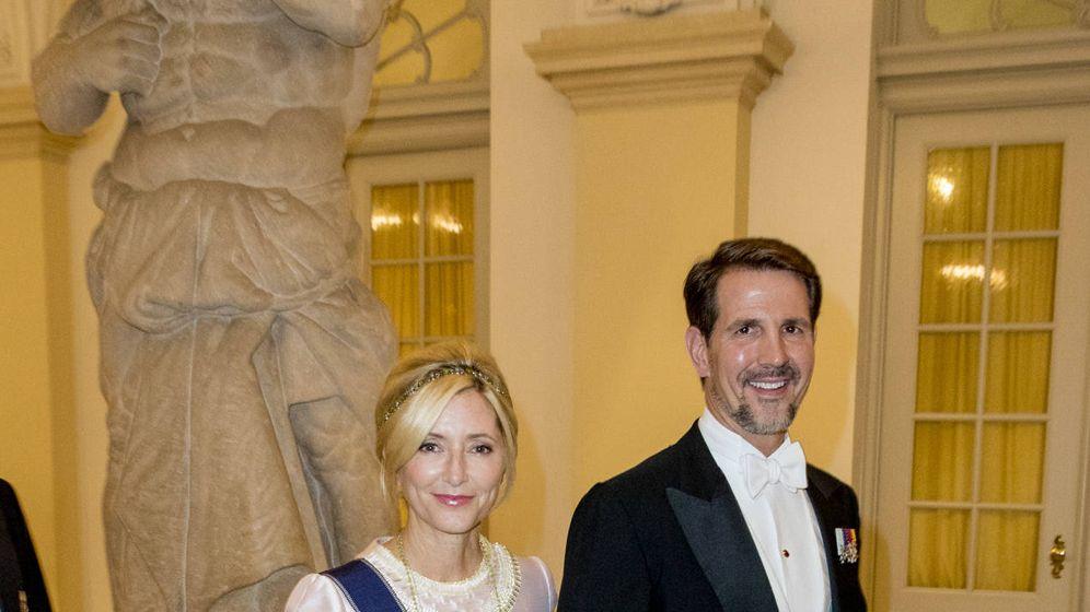 Foto:  Marie-Chantal y Pablo de Grecia. (Gtres)