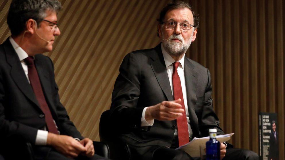 Las morcillas de Rajoy y la frustración de Nadal