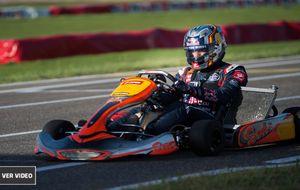 "Un día de Sainz Jr., un piloto ""listo para F1"", aunque sea 'vía Caterham'"