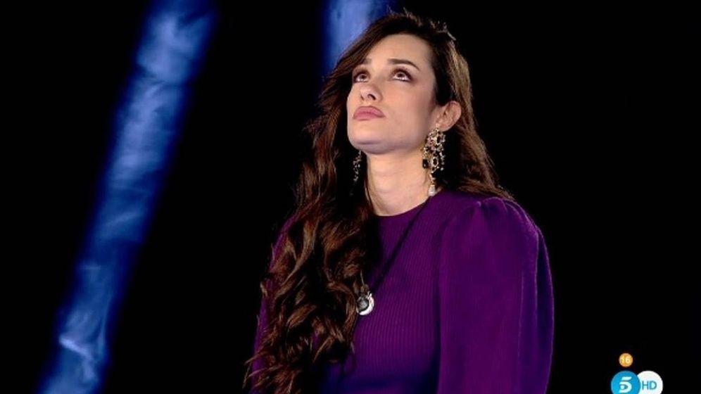 Foto: Adara, en 'GH VIP 7'. (Telecinco)