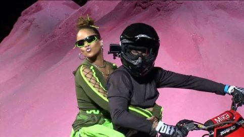 Rihanna revoluciona la Semana de la Moda de Nueva York
