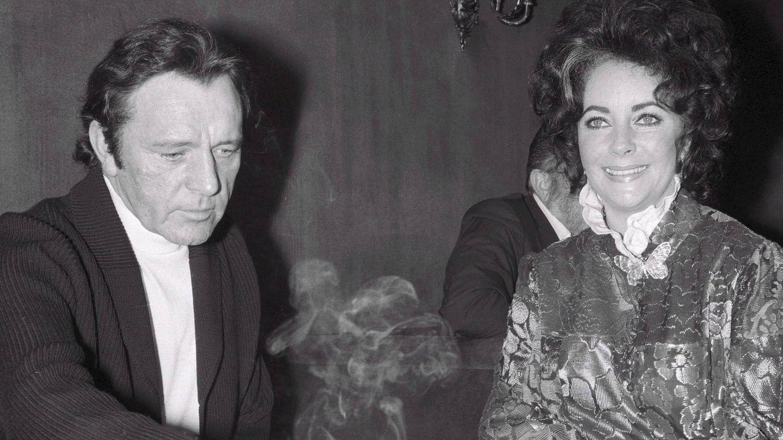 La pareja, en 1972. (EFE)