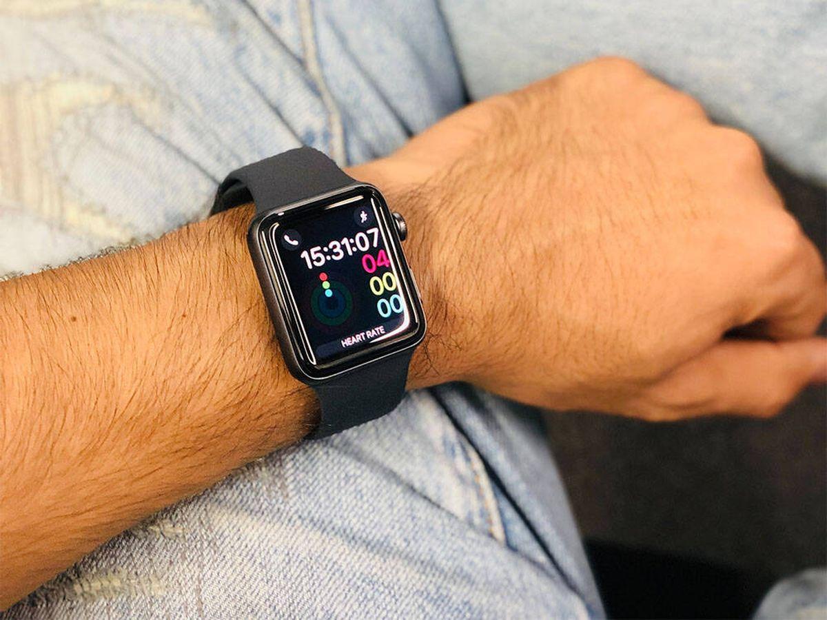 Foto: El reloj inteligente para hombre para cualquier ocasión (Anubhav Arora para Unsplash)