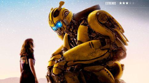 'Bumblebee': la mejor película del universo 'Transformers'