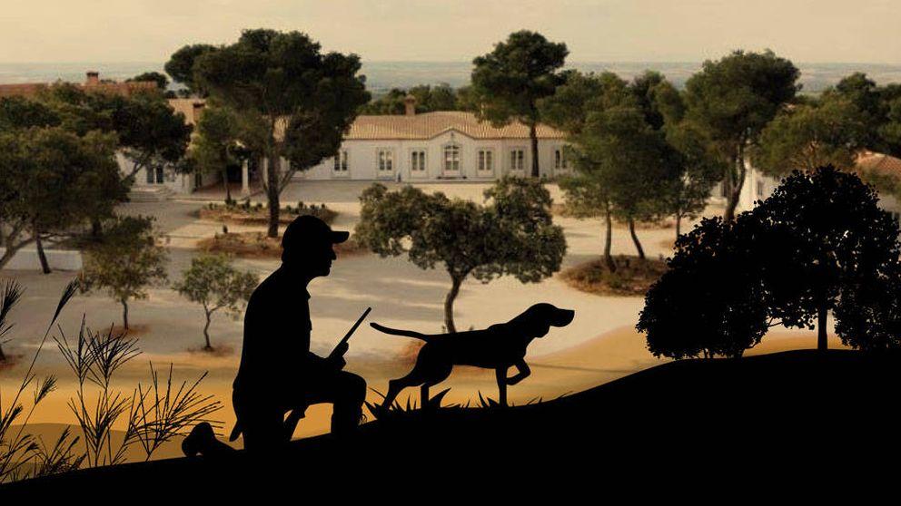Los íntimos de Felipe VI y Agag, detrás del mayor coto de caza de Madrid