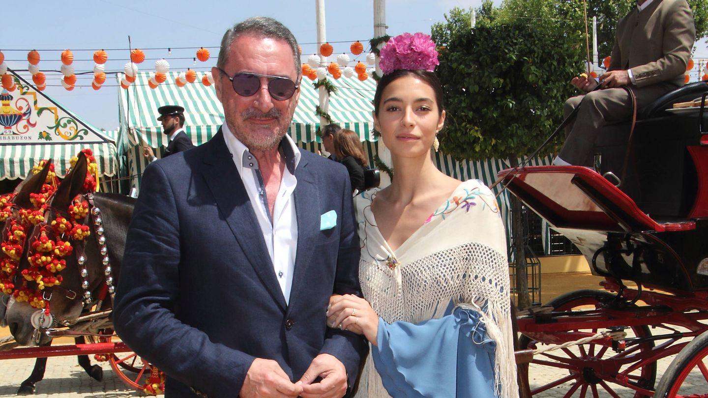 Carlos Herrera y Rocío Crusset.(Lagencia Grosby)