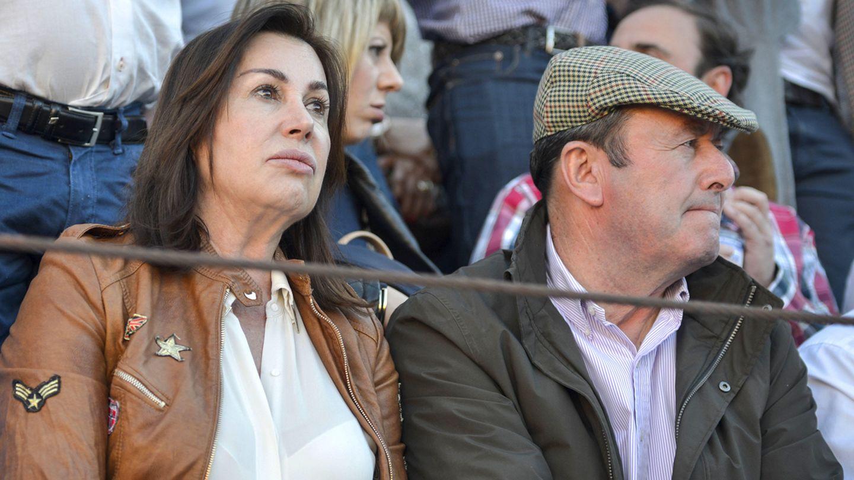 Carmen Martínez-Bordiú y Luis Miguel Rodríguez. (Gtres)