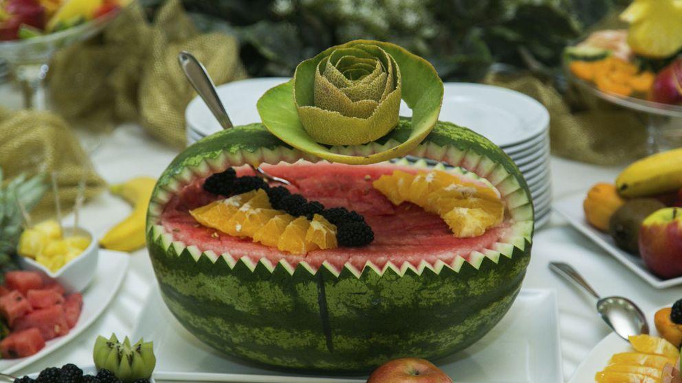 ¿El menú más saludable? Esto es lo que se come en la boda de una nutricionista