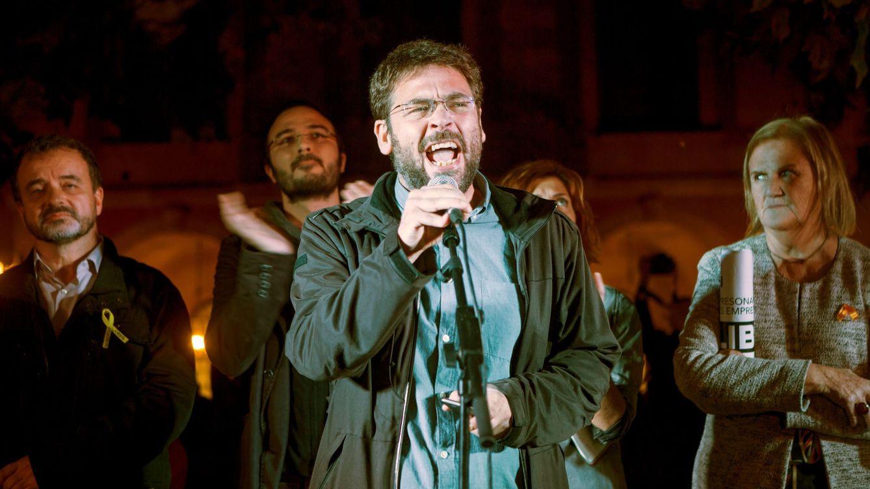 Junqueras puso en marcha la operación 'Rufián 2' para captar al líder de Podem
